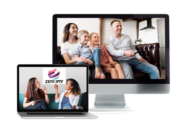 smart_iptv, IPTV TELEVIZIJA, Exyu IPTV Televizija