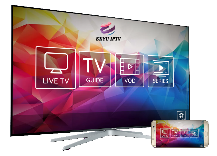 IPTV TELEVIZIJA, Exyu IPTV Televizija